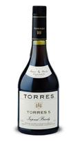 Torres Brandy 5y - Solera Selecta 0,7l  40%